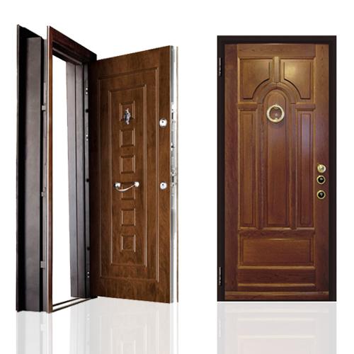 TURKISH SECURITY ARMORED DOORS
