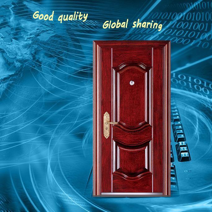 security steel door ET-S01