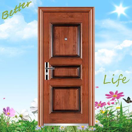 exterior steel door ET-S03