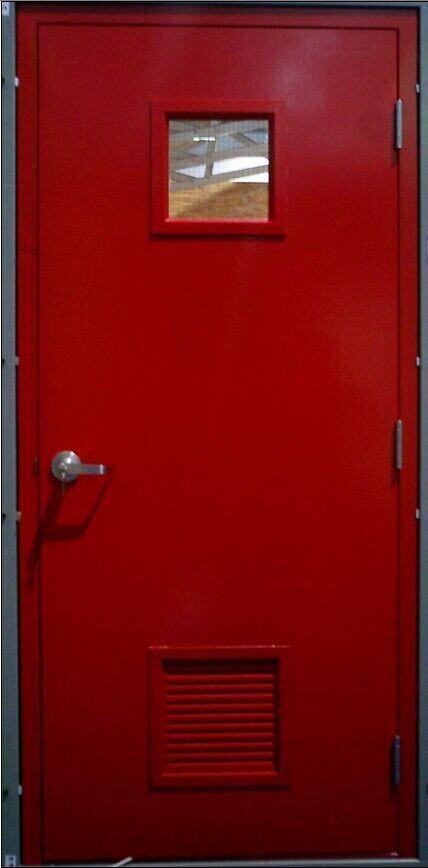 E-TOP UL Listed Fire Metal Hollow Door