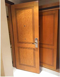 Elegant Timber Flush Design ,fire timber door,fire wooden door,fire rated door